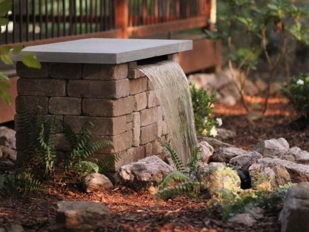10 Super Incredible DIY Garden Water Features Your Patio ...