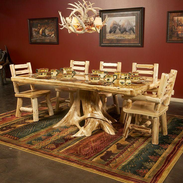 log furniture ideas. 33 Log Furniture Ideas U