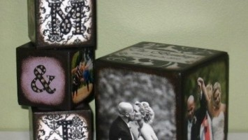 diy photo blocks