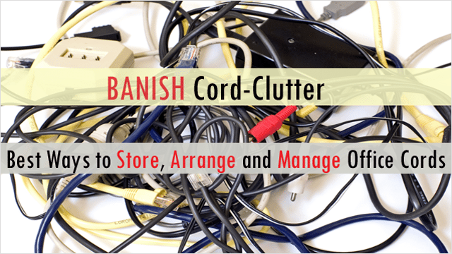 wire clutter solution