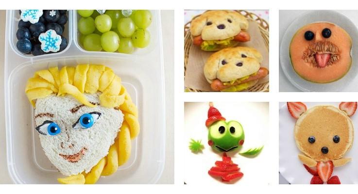 food art ideas for kids