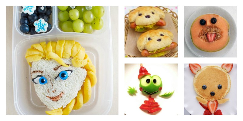 foood art ideas for kids Archives - Gotta Love DIY
