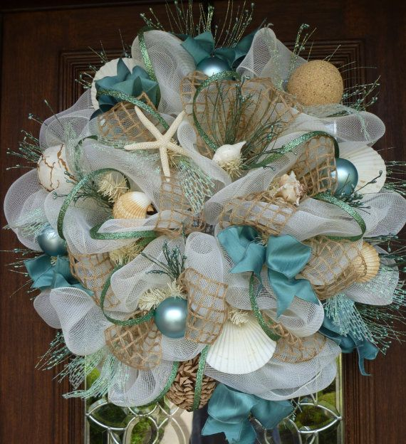 Do It Yourself Home Design: Collection Of 20 Beach Inspired Christmas Craft Ideas