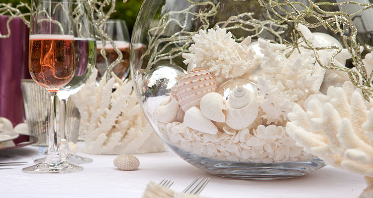 Collection Of  Beach Inspired Christmas Craft Ideas