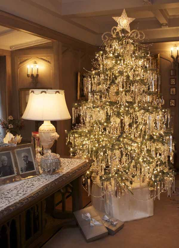See 34 Of The Most INSANELY Gorgeous Decorated Christmas Trees