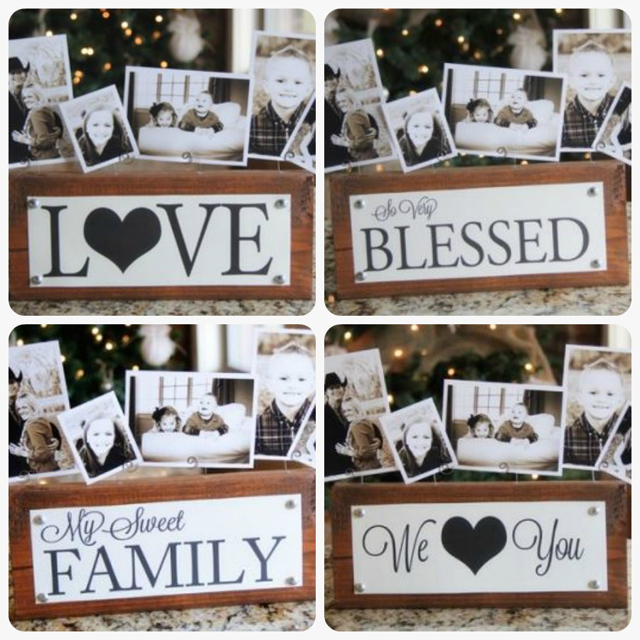photo display gift ideas