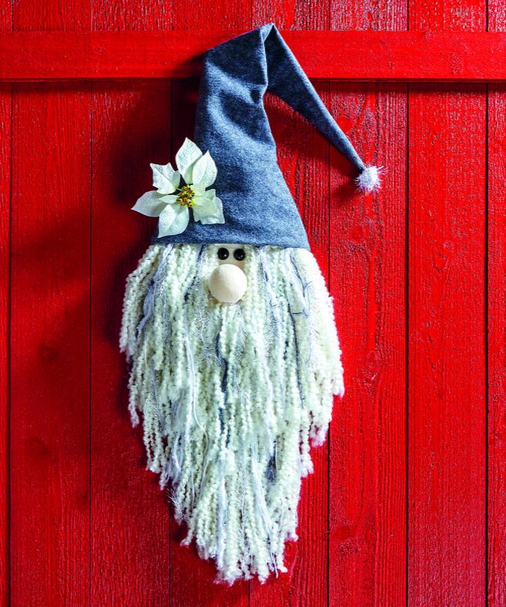 Showcase collection of 20 adorable diy gnomes for Scandinavian christmas craft ideas