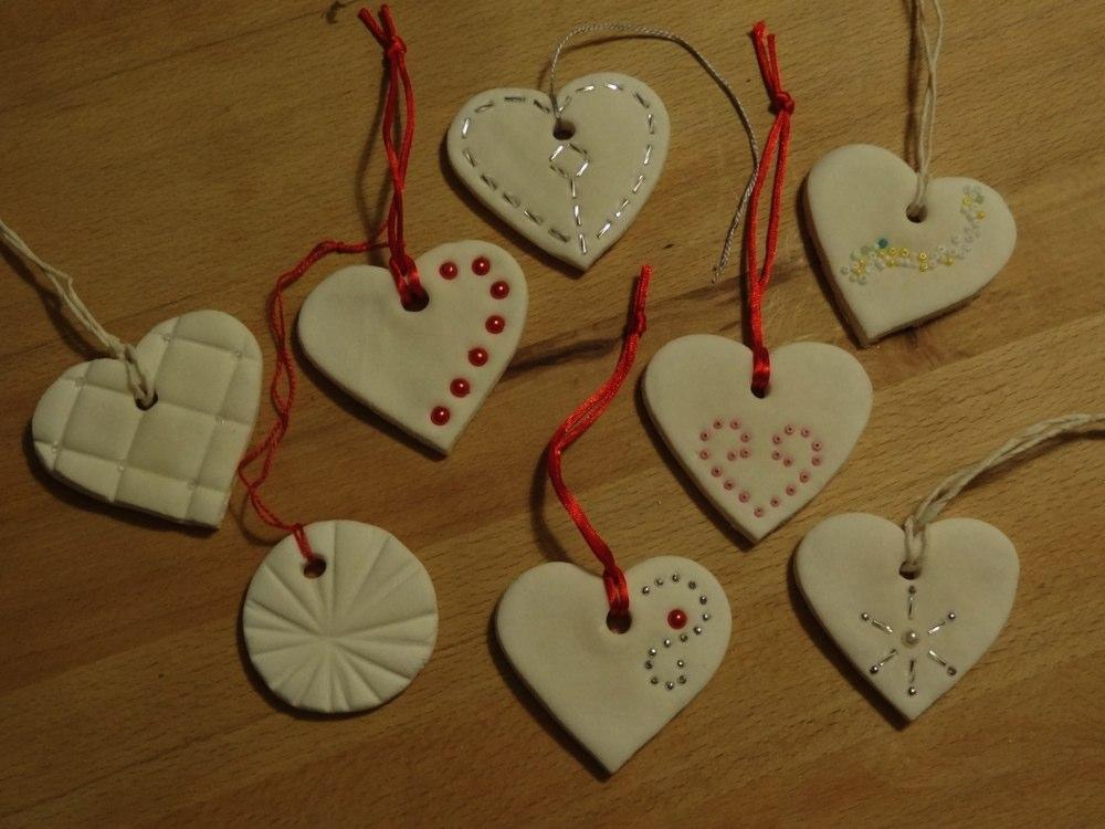 10 Creative Homemade Dough Ornaments Ideas