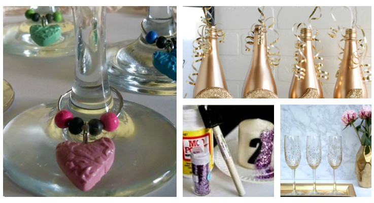 Fun Craft Ideas For New Years DIY Decorations