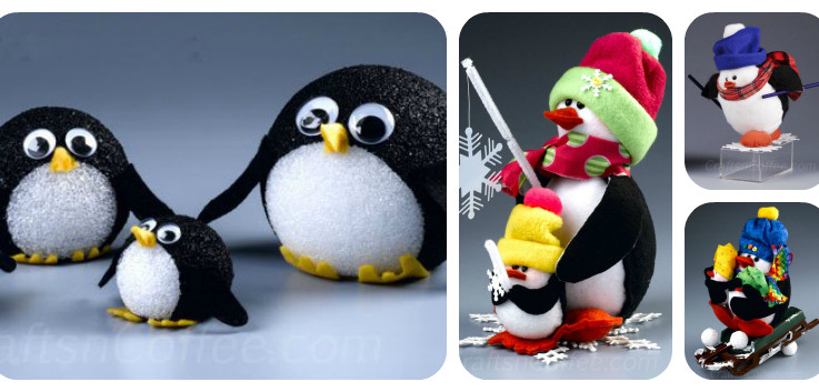 penguin craft project