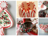 peppermint christmas crafts