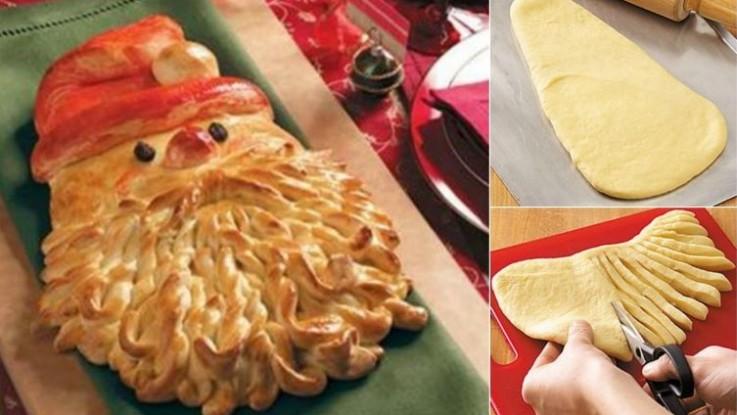 santa bread recipe